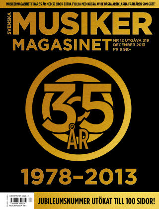 Musikermagasinet 2013-11-26