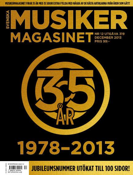 Musikermagasinet November 26, 2013 00:00