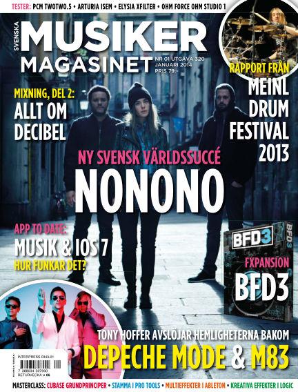 Musikermagasinet December 23, 2013 00:00