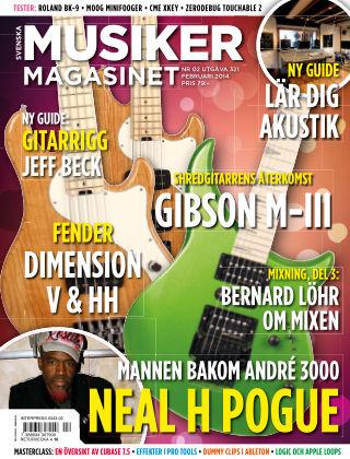 Musikermagasinet 2014-01-28
