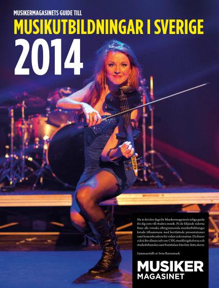 Musikermagasinet February 25, 2014 00:00