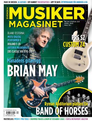 Musikermagasinet 2014-03-25