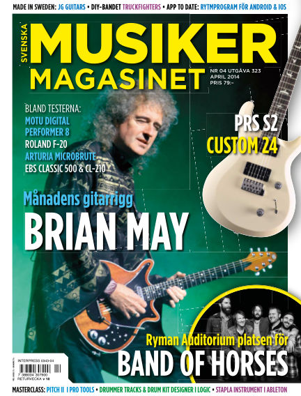 Musikermagasinet March 25, 2014 00:00