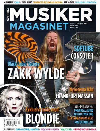 Musikermagasinet 2014-04-22