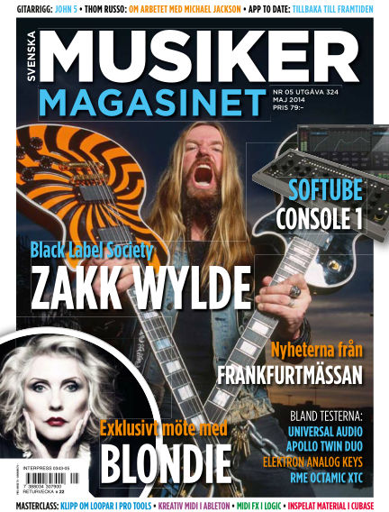 Musikermagasinet April 22, 2014 00:00