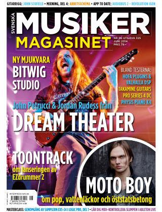 Musikermagasinet 2014-05-20
