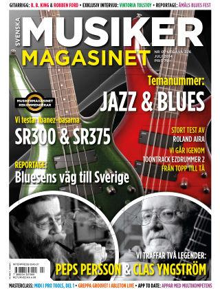 Musikermagasinet 2014-06-17