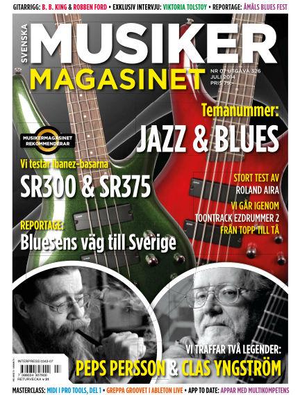 Musikermagasinet June 17, 2014 00:00