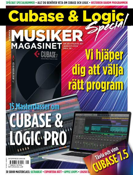 Musikermagasinet July 22, 2014 00:00