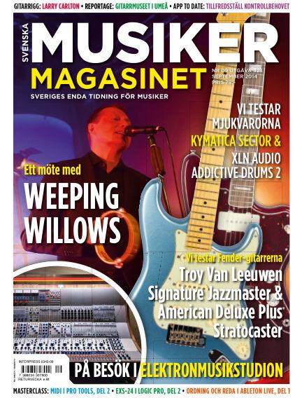 Musikermagasinet September 02, 2014 00:00