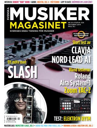 Musikermagasinet 2014-09-30