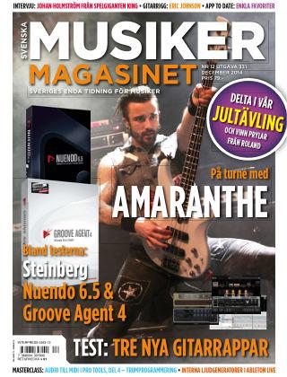 Musikermagasinet 2014-11-25