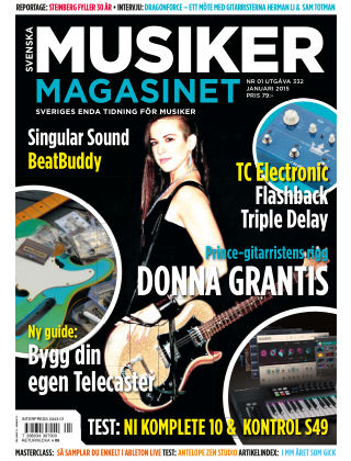 Musikermagasinet 2014-12-19
