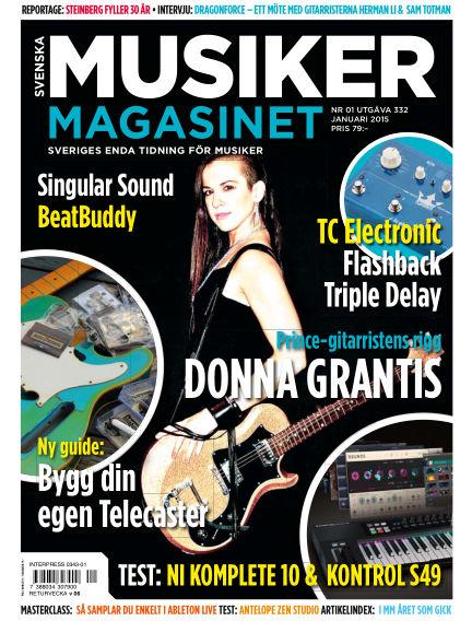 Musikermagasinet December 19, 2014 00:00