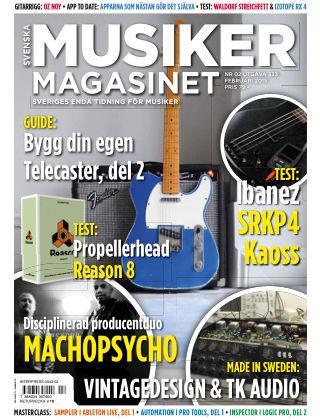 Musikermagasinet 2015-01-27