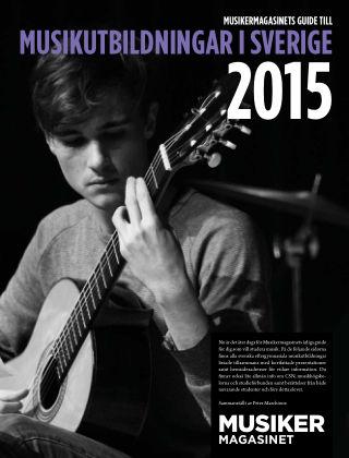 Musikermagasinet 2015-02-25