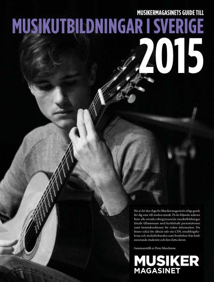 Musikermagasinet February 25, 2015 00:00