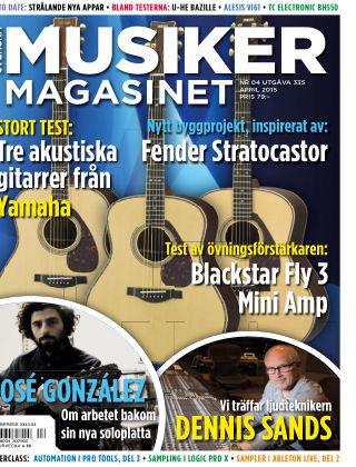 Musikermagasinet 2015-03-24