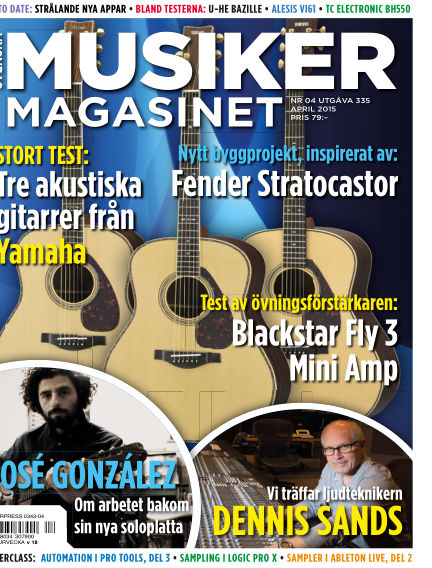 Musikermagasinet March 24, 2015 00:00