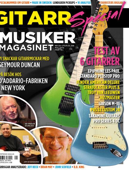 Musikermagasinet April 21, 2015 00:00