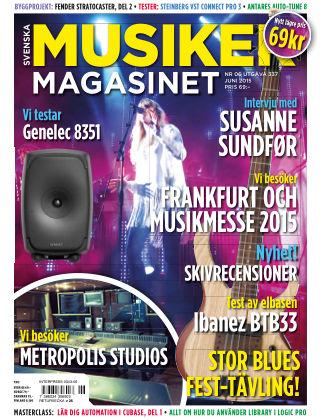 Musikermagasinet 2015-05-19