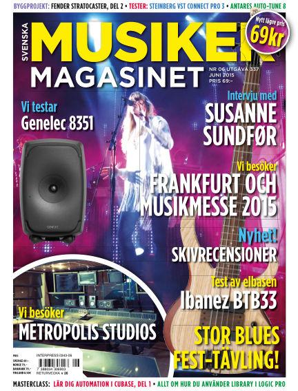 Musikermagasinet May 19, 2015 00:00