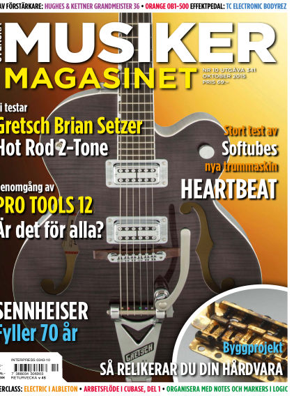 Musikermagasinet September 29, 2015 00:00