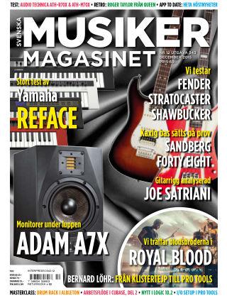 Musikermagasinet 2015-11-24