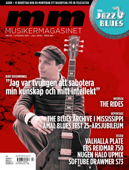 Musikermagasinet June 14, 2016 00:00