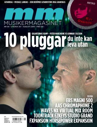 Musikermagasinet 2016-07-13