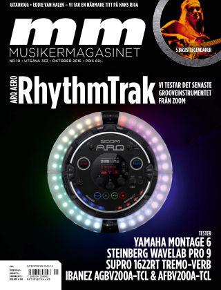 Musikermagasinet 2016-09-27