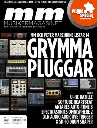 Musikermagasinet 2016-10-25