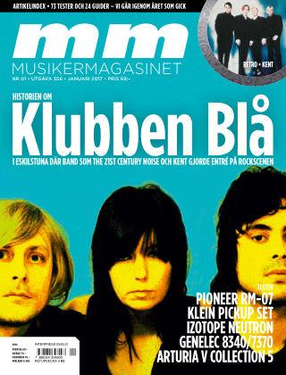Musikermagasinet 2016-12-22
