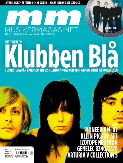 Musikermagasinet December 22, 2016 00:00
