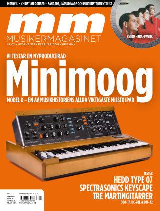 Musikermagasinet 2017-01-23