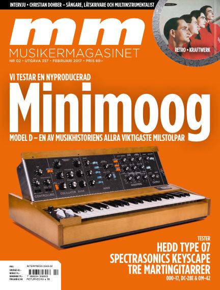 Musikermagasinet January 23, 2017 00:00
