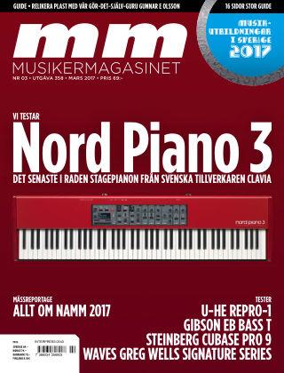 Musikermagasinet 2017-02-21