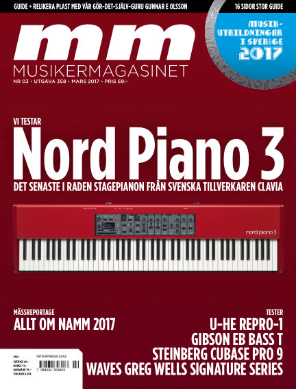 Musikermagasinet February 21, 2017 00:00