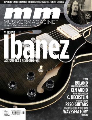 Musikermagasinet 2017-03-21