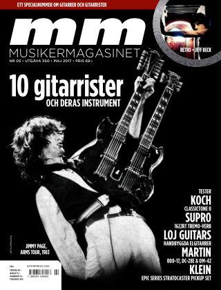 Musikermagasinet 2017-04-26