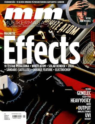 Musikermagasinet 2017-07-11