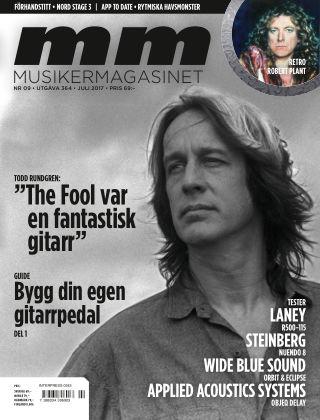 Musikermagasinet 2017-08-22