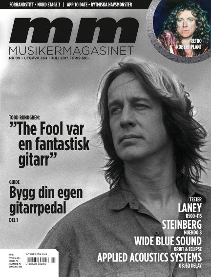 Musikermagasinet August 22, 2017 00:00