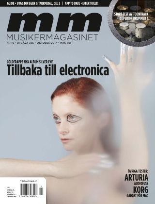 Musikermagasinet 2017-09-19