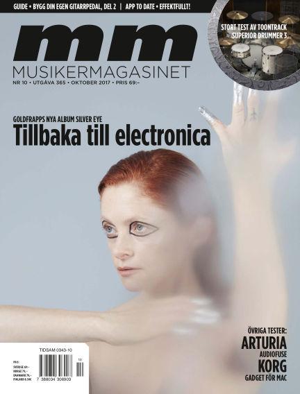 Musikermagasinet September 19, 2017 00:00