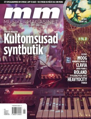 Musikermagasinet 2017-10-24