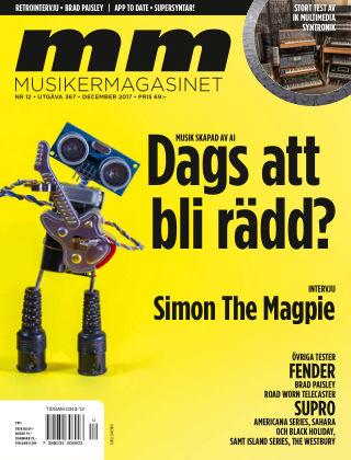 Musikermagasinet 2017-11-21