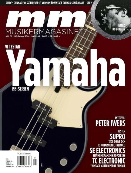 Musikermagasinet December 19, 2017 00:00