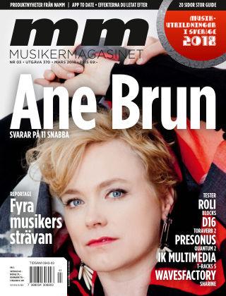 Musikermagasinet 2018-02-27