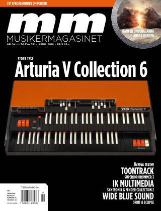 Musikermagasinet 2018-03-27